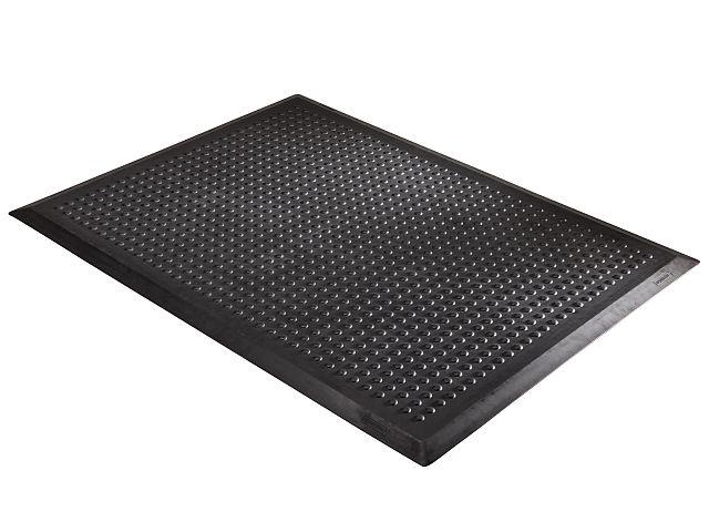 Mata gumowa ERGOLASTEC Standard powierzchnia bąbelkowa 1
